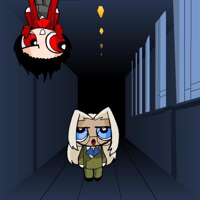 Hellsingpuffs - Hallway