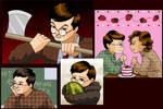 Chuck-Geoffrey sketch dump