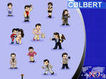 The Many Faces of Colbert