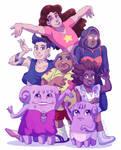 Animated Enbies