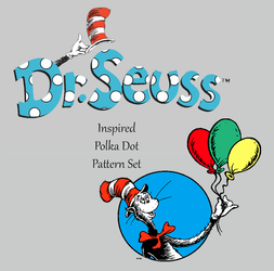 Dr. Seuss Polka Dots by mrcoolangelo