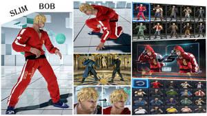 Tekken7 Slimbob mod