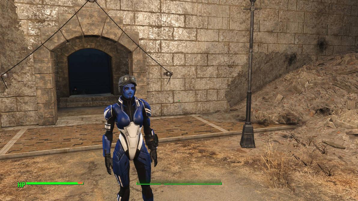 Vault Dweller - Fallout 4 by Bluegarnetmakeup on DeviantArt