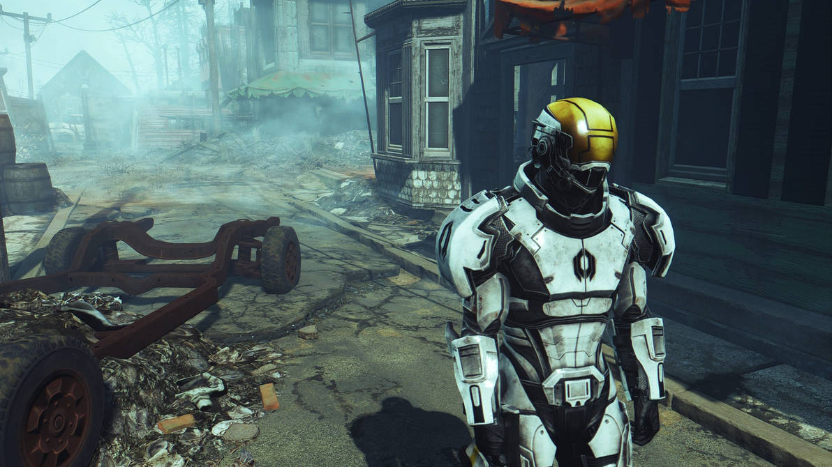 Phoenix Adept Armor for Fallout 4 by Shiala92 on DeviantArt