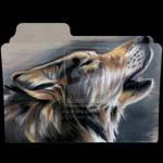 Wolf Folder Icon