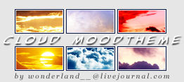 Cloud Moodtheme