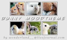 Bunny Moodtheme by Foxxie-Chan