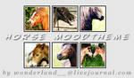 Horse Moodtheme