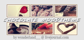 Chocolate Moodtheme