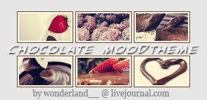 Chocolate Moodtheme