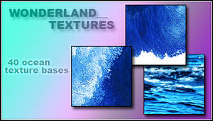 Texture Bases: Oceans