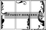 Fancy Icon Borders 6