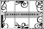 Fancy Icon Borders 8