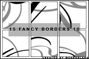 Fancy Icon Borders 10 by Foxxie-Chan