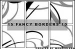 Fancy Icon Borders 10