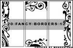 Fancy Icon Borders 12