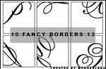 Fancy Icon Borders 13