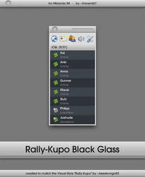 Rally-Kupo Black Glass by Haven667