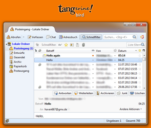 Tangerinebird 3.3 by Haven667