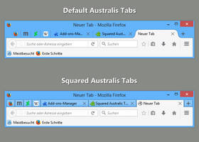 Squared Australis Tabs 1.8