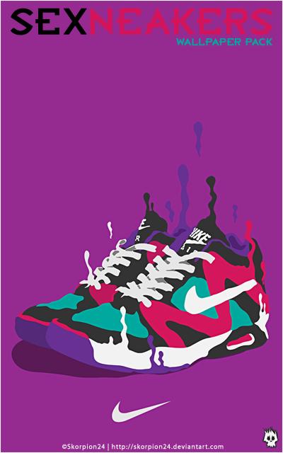 Sexneakers Wallpaper Pack by Skorpion24