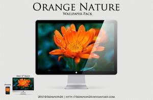 Orange Nature by Skorpion24