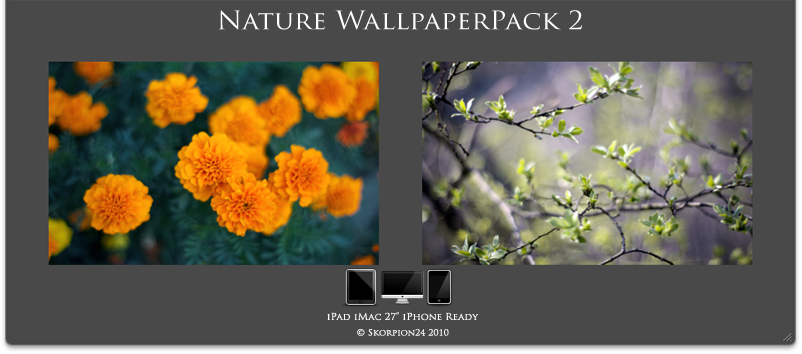 Nature Wallpack 2 by Skorpion24
