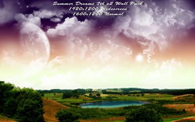 Summer Dreams 7th v2 Wall Pack