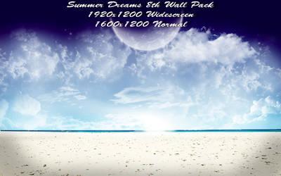 Summer Dreams 8th Wall Pack