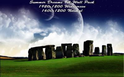 Summer Dreams 9th Wall Pack