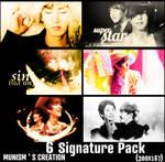 013.6 Super Junior Signature