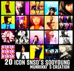018.20 icons SNSD Sooyoung