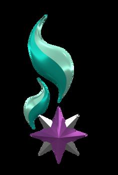 Starlight Glimmer cutie mark 3D