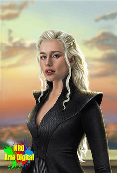 Daenerys Targaryan / Game of Thrones.