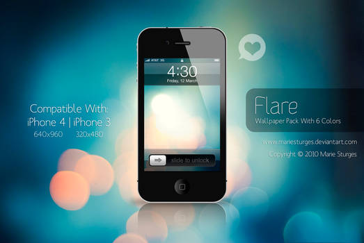Flare for iPhone