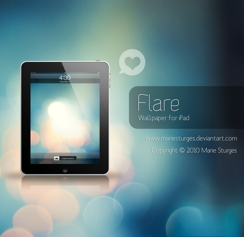 Flare for iPad