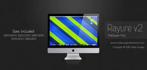 Rayure v2 Desktop Wallpaper