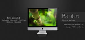 Bamboo for Desktop by mariesturges