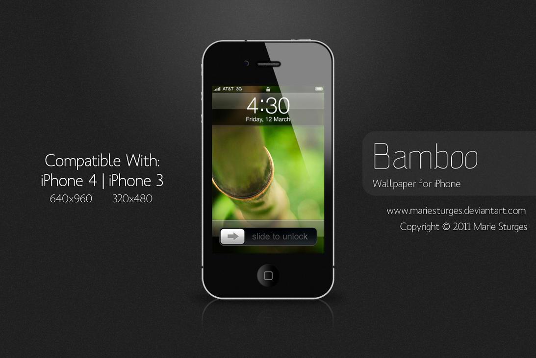 Bamboo Iphone S Plus Case