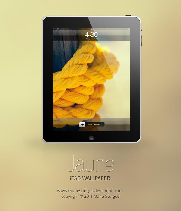 Jaune for iPad
