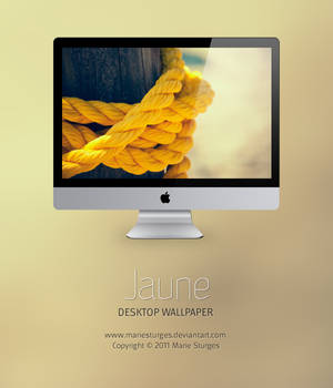 Jaune for Desktop