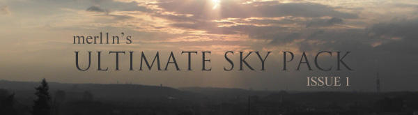 Ultimate Sky Pack - Issue 1