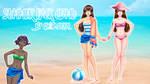 Summer CDMU Pack  - By Ginna Deyal