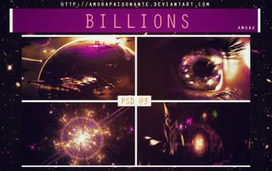 PSD #3 | Billions by AmorApaixonante