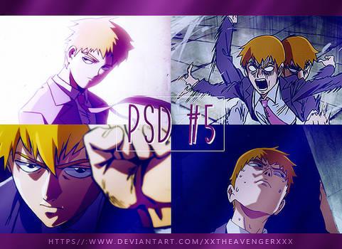 PSD #5-By-XxTheAvengerXxX