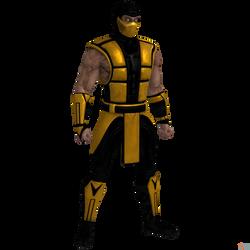 Mortal Kombat X: Scorpion UMK3 v2.0 by OGLoc069