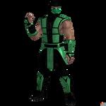 Mortal Kombat X: Reptile UMK3 (Human) v3.0