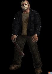Jason Vorhees (2009)- Meshmod Beta Version. by OGLoc069