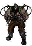 Injustice Gods Among Us: Bane Regime