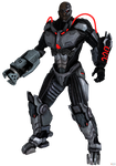 Injustice Gods Among Us: Cyborg Regime